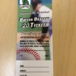 Support Your Warriors Team; Purchase a Dayton Dragons Raffle Ticket