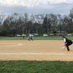 Softball Sweeps Yellow Springs