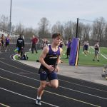 Warriors Track & Field Competes at Franklin Bart Owens Invitational