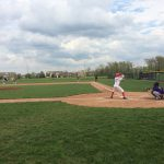 MS Baseball Falls to Carroll in 7th Inning