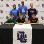 Six Dayton Christian Student-Athletes Sign to Play at the Next Level
