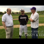 Sam Jackson Pitches No Hit Shut Out Against Middletown as Warriors Sweep Season Series