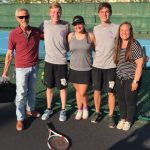 Erlandson, Sims, Keenan All Collect First Round Sectional Victories