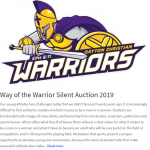 Golf Outing Silent Auction is ONLINE; Bid Anytime, 24/7