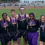 Warriors T&F Post Runner-Up Finishes at Metro Buckeye Conference Championships