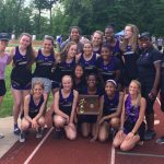 Girls Track Team Wins District Championship; 12 Track Athletes Advance to Regionals Next Week in Troy