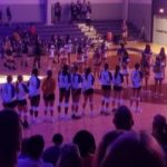 DC Varsity Volleyball Defeats Northridge 3-0