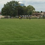 Boys Varsity Soccer Comes Up Short to Worthington Christian