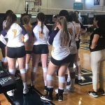 DC Varsity Volleyball Shuts Out Legacy 3-0