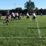 Boys Middle School Football falls to Middletown Christian Middle School 38 – 6