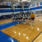DC Varsity Volleyball Beats Middletown Christian 3-1