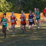 Warriors Race at Ed Leas Cross Country Fall Classic in Eaton