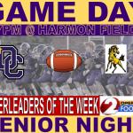 Week 10, Senior Night: Jefferson Township vs. Dayton Christian