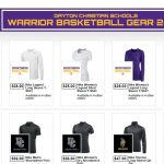 DC Basketball Apparel on Sale Until Nov. 14; Order Online Today