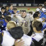 Football Team Exhibits Great Sportsmanship in Playoff Game