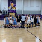 Lady Warriors fall short against the Lady Knights