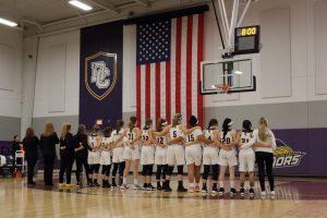 1st Basketball Game in Warrior Center: 12/3/2019