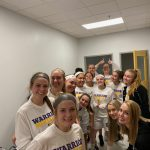 Lady Warriors showed great effort against the Indians but come up short