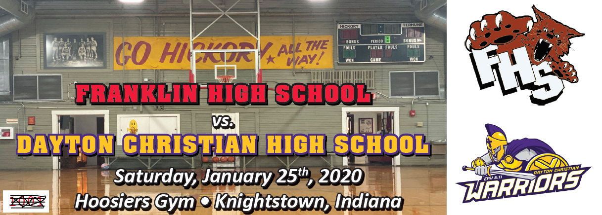 Tickets on Sale for Boys Basketball Games at The Hoosiers Gym