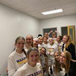 Lady Warriors win over Cincinnati Christian