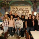 Middle School Track Team Serves at Dayton Gospel Mission