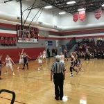 Lady Warriors get the win on the road against Dixie
