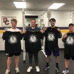 Varsity Baseball Team Completes Lift-A-Thon Fundraiser