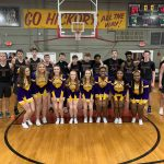 Warriors Battle Wildcats In Hoosier Gym, Fall 69-44