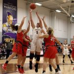 Lady Warriors Fall to the Bulldogs