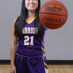 Senior Spotlight: Jada Rigg, Girls Basketball