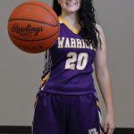 Senior Spotlight: Hannah Kitchens, Girls Basketball