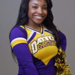 Senior Spotlight: Yasmine Craver, Basketball Cheerleading