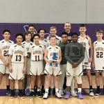 7th Grade Boys Capture MBC Tournament Championship