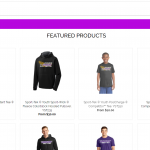 Track and Field Team Apparel on Sale Until March 13
