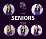 Tennis Senior Spotlight