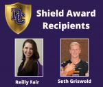 2019-2020 Athletic Awards: The Shield Award