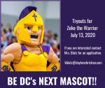 'Zeke the Warrior' Tryouts