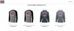 Cross Country Team Gear on Sale until Sept. 6