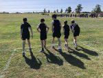 Middle School Boys Finish 9th at Cedarville High School XC Invitational