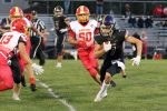 Eagels Fly by Warriors in Second Half