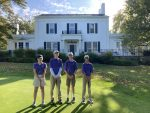 Dayton Christian Varsity Golf Finishes Season on Mixed Emotions