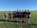 Middle School Team Finishes 2nd at the MBC XC Championships