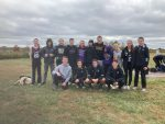 Girls Varsity Cross Country Finishes 5th at Districts