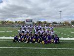 Boys Middle School Football beats Carroll Middle School 36 – 0