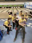 Boys Varsity Bowling falls to Yellow Springs 1721 – 1414