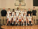 7th Grade Boys Basketball Falls on Road to Beavers