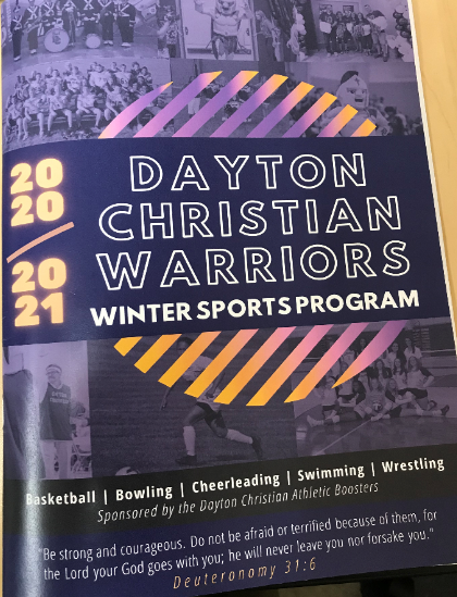 Pickup A Copy of the Winter Sports Program