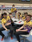 Boys Varsity Bowling falls to Middletown Christian 2123 – 1427