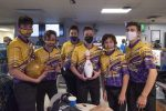 Boys Varsity Bowling finishes in 20th place at Beaver-Vu Bowl's Baker Bash Tournament