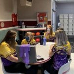 Girls Varsity Bowling finishes in 15th place at Beaver-Vu Bowl's Baker Bash Tournament